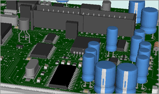 3D PCB Preview